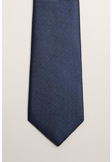 Mango Cravata cu aspect texturat Basic Barbati