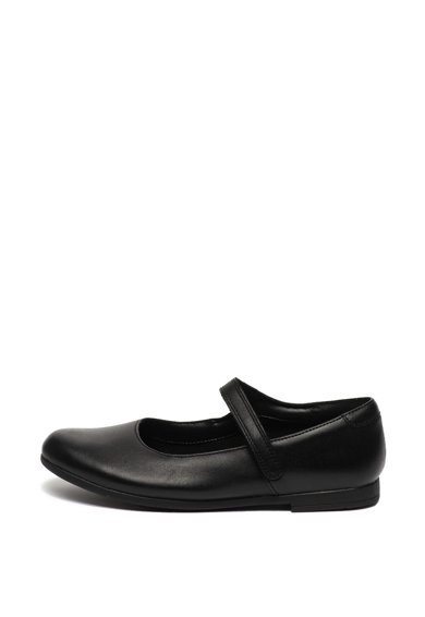 Clarks Pantofi Mary Jane de piele Scala Pure Fete