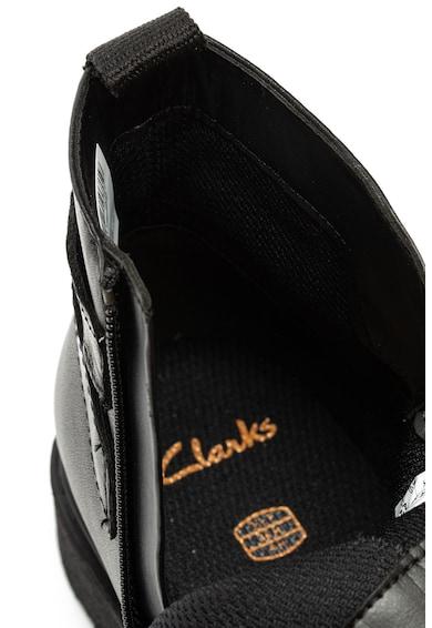 Clarks Ghete de piele cu detalii cu tinte Astrol Soar Fete