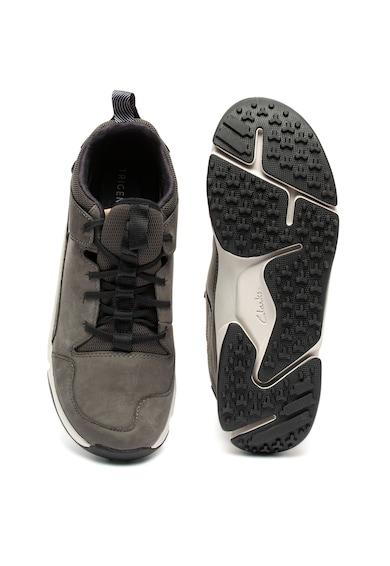 Clarks Спортни обувки Tri Path от набук Мъже