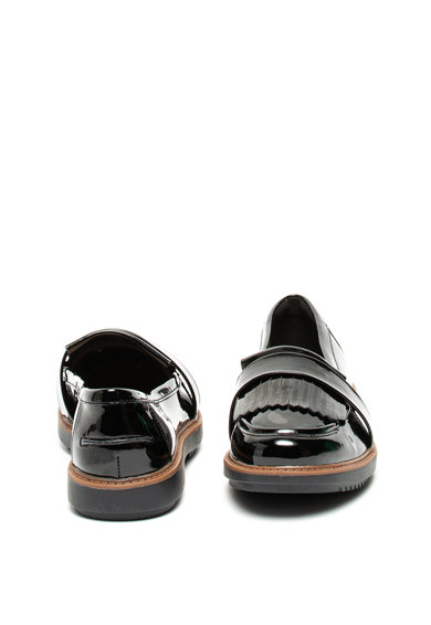 Clarks Pantofi loafer cu aspect lacuit Raisie Theresa Femei