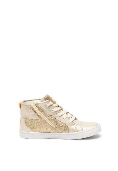 Clarks Спортни обувки City Oasis с брокат Момичета