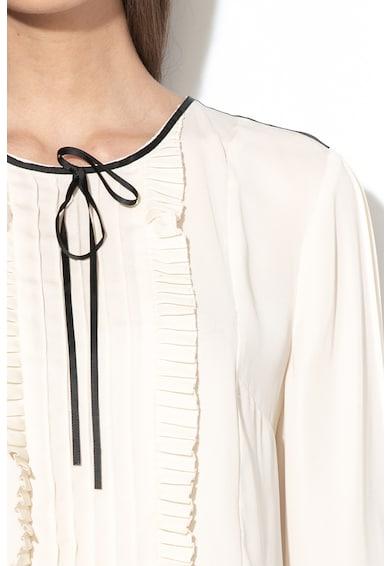 Silvian Heach Collection Bluza cu detaliu funda Elma Femei