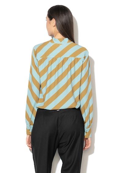 Silvian Heach Collection Раирана риза Yavari с панделка Жени