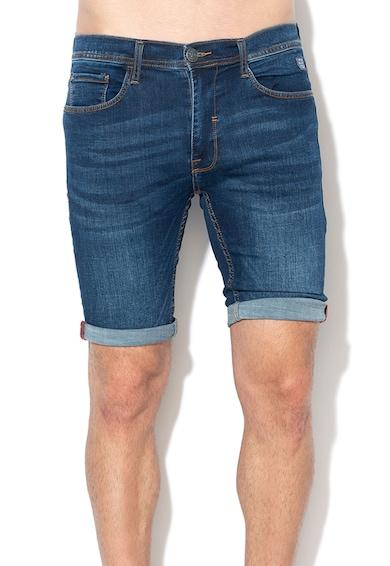 BLEND Pantaloni scurti regular fit, din denim Barbati