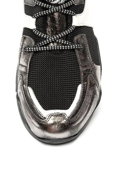 Tosca Blu Pantofi sport cu garnituri de piele Cathy Femei