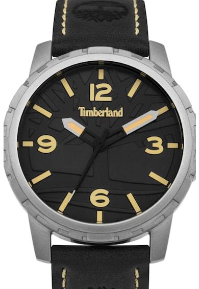 Timberland Ceas cu o curea de piele Clarkson Barbati