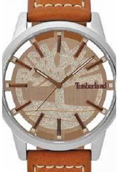 Timberland Ceas cu o curea de piele Cedarbrook Barbati