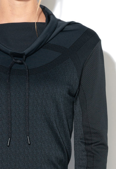 Under Armour Спортна блуза Threadborne с безшевен дизайн Жени