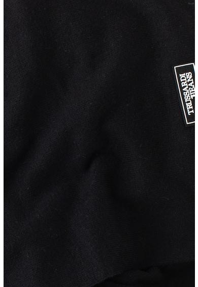 Trussardi Jeans Fular din amestec de lana Barbati