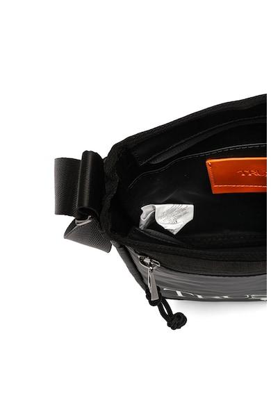 Trussardi Jeans Geanta crossbody cu model logo T-Travel Barbati