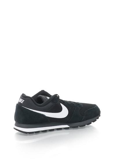 Nike Pantofi sport de piele intoarsa MD Runner 2 Barbati