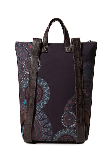 DESIGUAL Mandalamintás hátizsák női