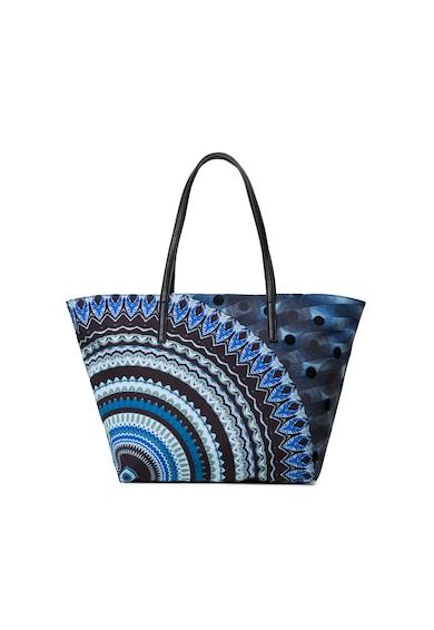 DESIGUAL Geanta shopper cu motive mandala Femei