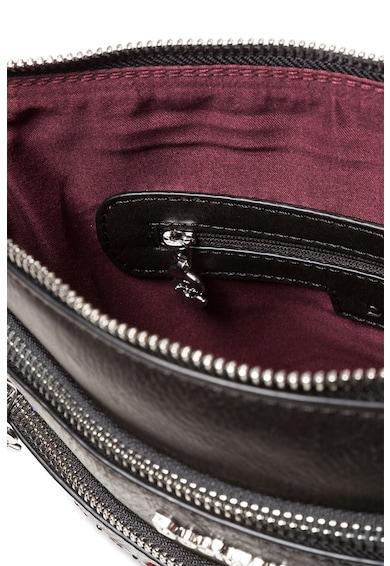 DESIGUAL Műbőr keresztpántos táska hímzett mandalamintával női