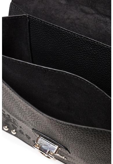 DESIGUAL Keresztpántos műbőr táska hímzésekkel női
