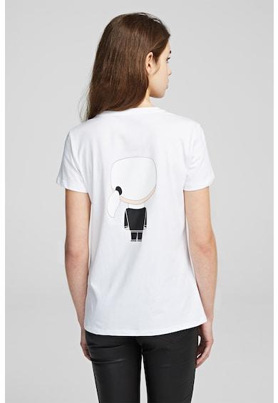 Karl Lagerfeld Tricou cu imprimeu Femei