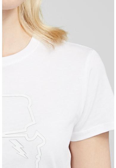 Karl Lagerfeld Tricou cu model grafic KARL X OLIVIA PALERMO Femei