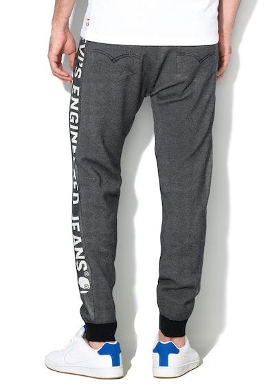 Levi's Pantaloni sport cu logo pe partile laterale Barbati