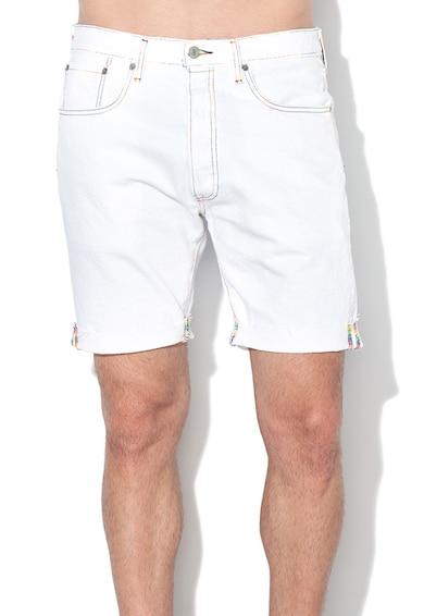 Levi's Бермуди 501® от деним с цветни шевове Мъже