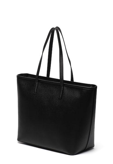 Karl Lagerfeld Geanta shopper de piele ecologica Ikonik Femei