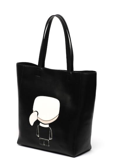 Karl Lagerfeld Geanta shopper Ikonic Femei