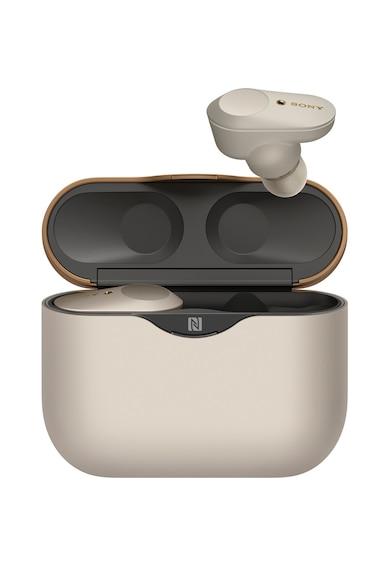 Sony Casti in-ear portabile  WF1000XM3S, Bluetooth, NFC, Wireless, Noise cancelling, Google Assistant, Autonomie baterie de 8 ore Femei
