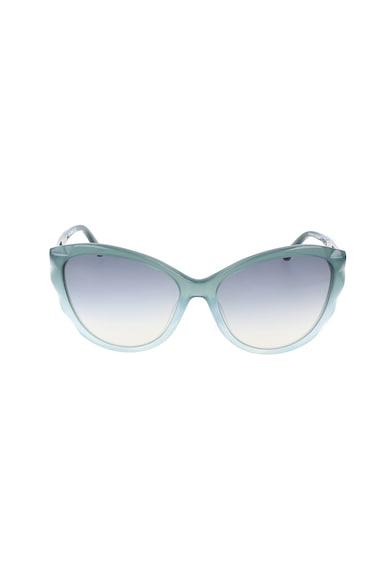 Swarovski Ochelari de soare cat-eye cu cristale Swarovski® Femei