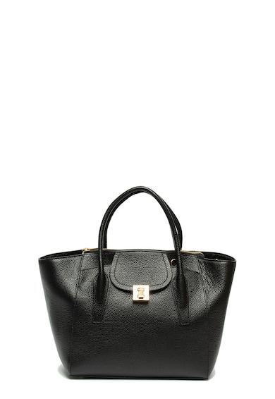 Antonia Moretti Кожена чанта с релефна повърхност Жени