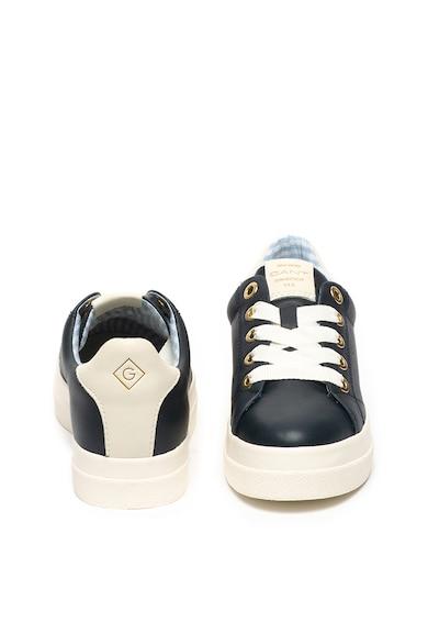 Gant Pantofi sport flatform de piele Aurora Femei