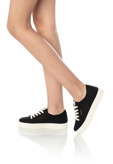 Gant Спортни обувки Aurora с равна платформа Жени
