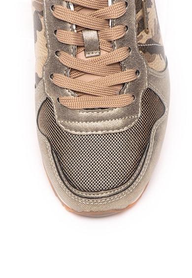 Pepe Jeans London Кожени спортни обувки Verona от еко кожа Жени