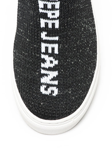Pepe Jeans London Tenisi slip-on tricotati Adams Femei