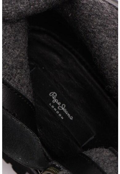 Pepe Jeans London Кожени боти Porter Мъже