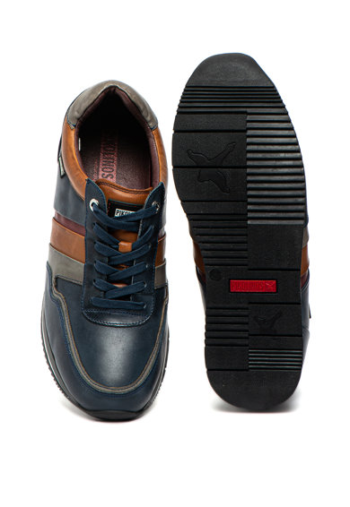 Pikolinos Pantofi sport de piele Palermo Barbati