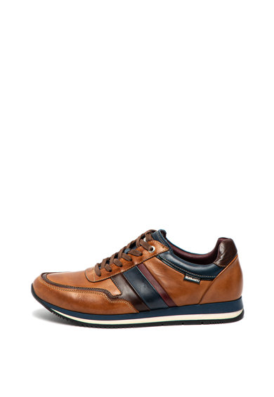 Pikolinos Pantofi sport de piele Brandy Barbati