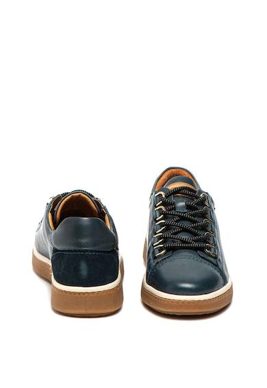 Pikolinos Кожени спортни обувки Baeza с велур Жени