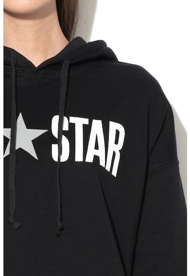 Converse Hanorac cu imprimeu logo All Star Femei