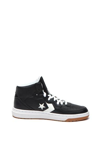 Converse Pantofi sport unisex mid-high cu model cu perforatii Rival Barbati