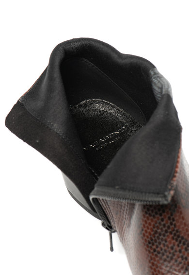 Vagabond Shoemakers Botine de piele cu varf ascutit Lara Femei