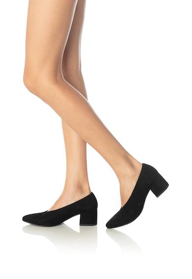 Vagabond Shoemakers Велурени остри обувки Mya Жени