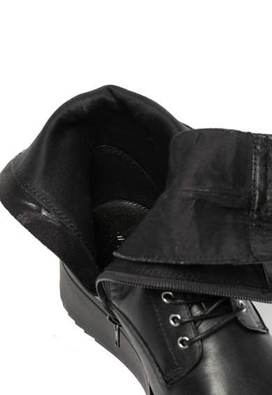 Vagabond Shoemakers Ghete wedge de piele Tara Femei