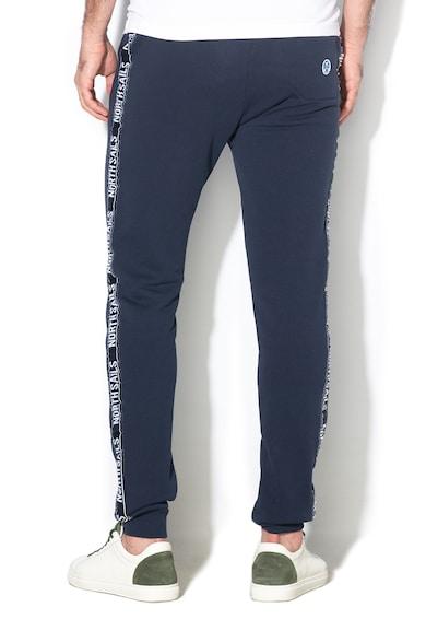 North Sails Спортен панталон с контрастни странични панели Мъже