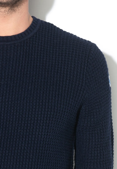 North Sails Релефен пуловер с вълна Мъже