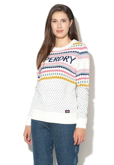 SUPERDRY Pulover cu diverse imprimeuri Oslo Femei