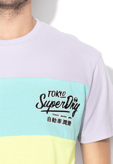 SUPERDRY Tricou supradimensionat Ticket Type Barbati
