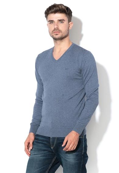 Tom Tailor Пуловер с шпиц Мъже