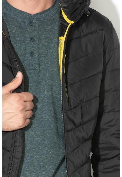 Tom Tailor Зимно непромокаемо леко подплатено яке с качулка Мъже
