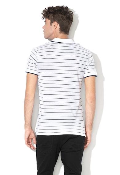 Tom Tailor Раирана тениска с яка Мъже