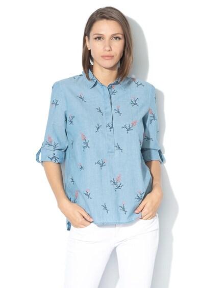 Tom Tailor Риза с флорални бродерии Жени